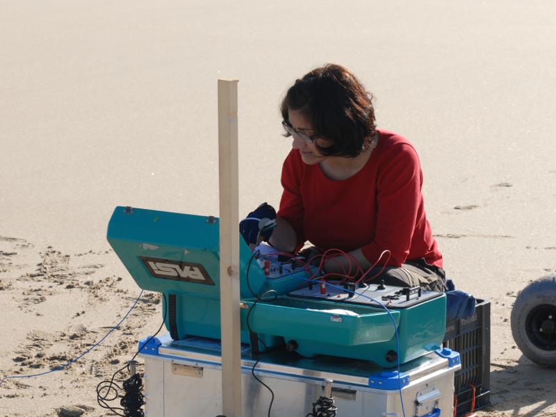 Geophysical signal recording